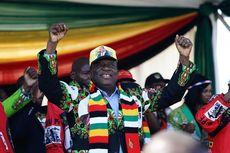 Menang Tipis di Pemilu, Mnangagwa Jadi Presiden Terpilih Zimbabwe