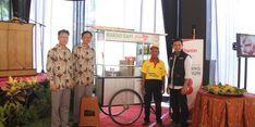 Dompet Dhuafa dan PT Miwon Dampingi Bisnis 20 Pedagang Bakso