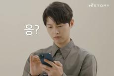 Pengakuan Song Joong Ki Tak Bisa Foto Selfie Hingga Heran dengan Kebiasaan Orang Foto Makanan