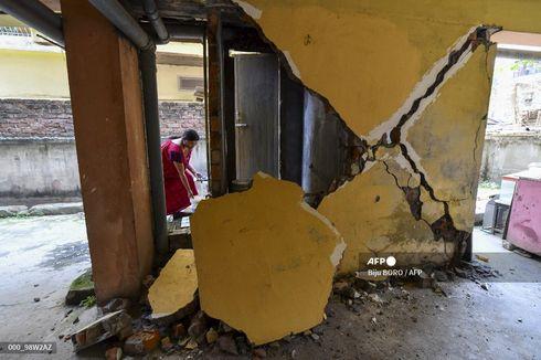 India Diguncang Gempa Bermagnitudo 6.0 Saat Berjuang Hadapi Covid-19