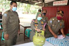 Pertamina Diberi Waktu 5 Hari Atasi Kelangkaan Elpiji 3 Kg di Kalbar