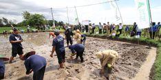 Petani Rejosari Madiun Antusias Ikut Pelatihan dari Dompet Dhuafa dan LKP
