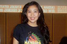 Mengaku Gaptek, Olivia Zalianty Kagok Laithan Musikal Lewat Daring