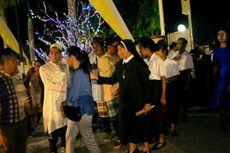 Potret Toleransi di Maumere, Remaja Masjid Ikut Amankan Misa Natal