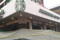 Pengunjung Starbucks Gemetar Usai Ledakan Bom Pertama