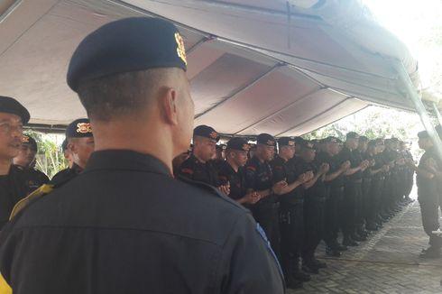 Amankan Kongres PAN, Polda Sultra Dapat Bantuan Personel Brimob dari Polda Sulsel