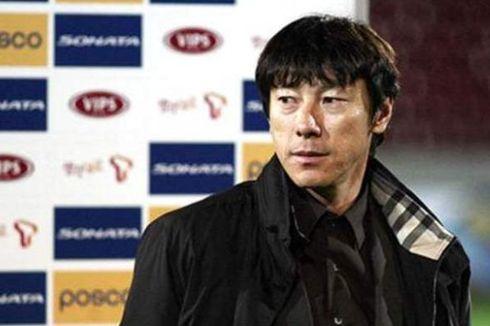 Shin Tae-yong Pernah Jadi Musuh Timnas U23 Indonesia