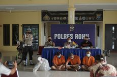 Kronologi Pembunuhan Petani di Riau, Berawal Ajakan Pesta Sabu hingga Mayat Ditemukan Terikat Tali Tambang