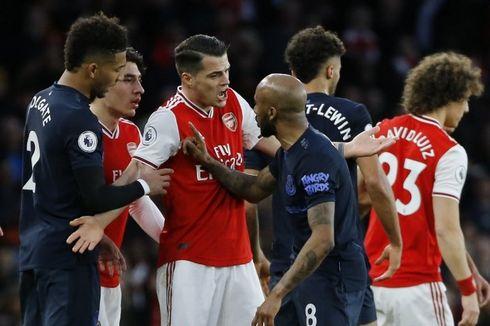Arsenal Vs Everton, Kandang The Gunners Masih