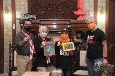 Tur Pakai Motor, Ridwan Kamil dan Rombongan Habiskan Uang di Semarang