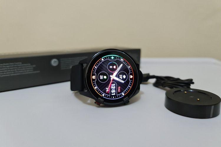 Di Indonesia, Xiaomi Mi Watch dibanderol dengan harga Rp 1,6 juta.
