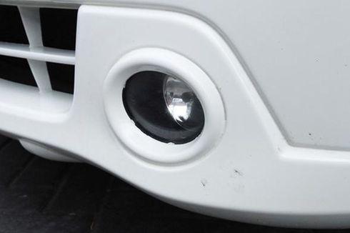 Ini Fungsi Penggunaan Lampu Kabut pada Mobil