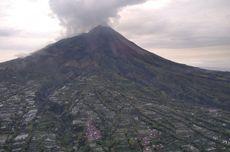 BPPTKG Sebut Sumber Tekanan Magma Gunung Merapi 1,3 Kilometer di Bawah Puncak