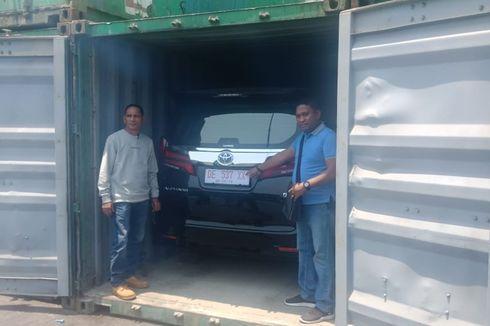 Pelaku Penggelapan Dana Nasabah BNI Ambon Kirim Toyota Alphard ke Temannya di Surabaya