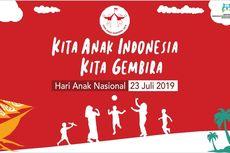 Hari Anak Nasional dan 5 Hal Belum Membuat Anak Indonesia Bergembira