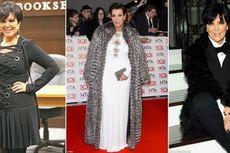 Busana Ibu Kim Kardashian Dicap Norak dan Berlebihan