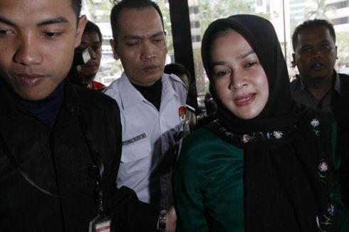 Rutan KPK Pengap, Istri Gatot Pujo Minta Dipindah ke Rutan Pondok Bambu