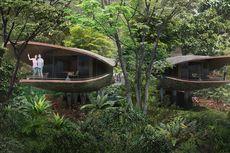 Rumah Pohon Berkonsep Resor