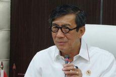 Pembahasan RUU Anti-terorisme Lamban, Menkumham Lapor kepada Presiden