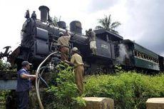 Menikmati Keindahan Jawa Tengah dengan Kereta Uap