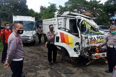 Hendak Berwisata ke Puncak Bogor, 4 Pelajar Tewas dalam Tabrakan Beruntun
