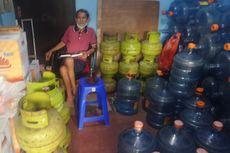 Pedagang Gas di Lenteng Agung Keluhkan Kelangkaan Elpiji 3 Kg