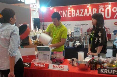 Tahun Ini, Homedec Targetkan 27.000 Pengunjung