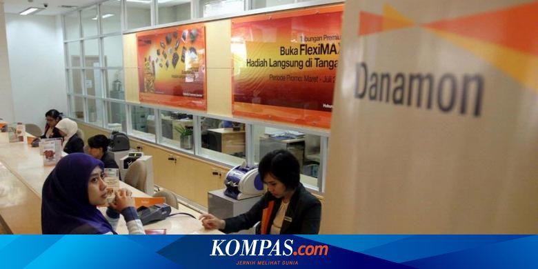 BDMN Bank Danamon Catat Laba Rp 632 Miliar pada Kuartal III-2020