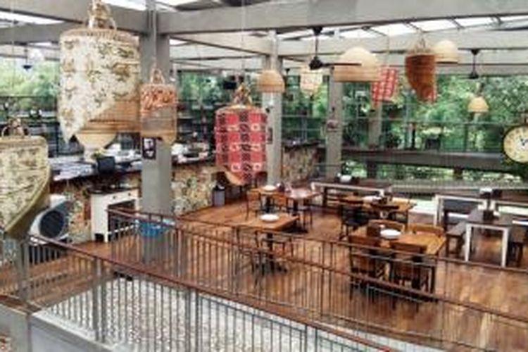 Sentul Jadi Target Pusat Kuliner Kabupaten Bogor