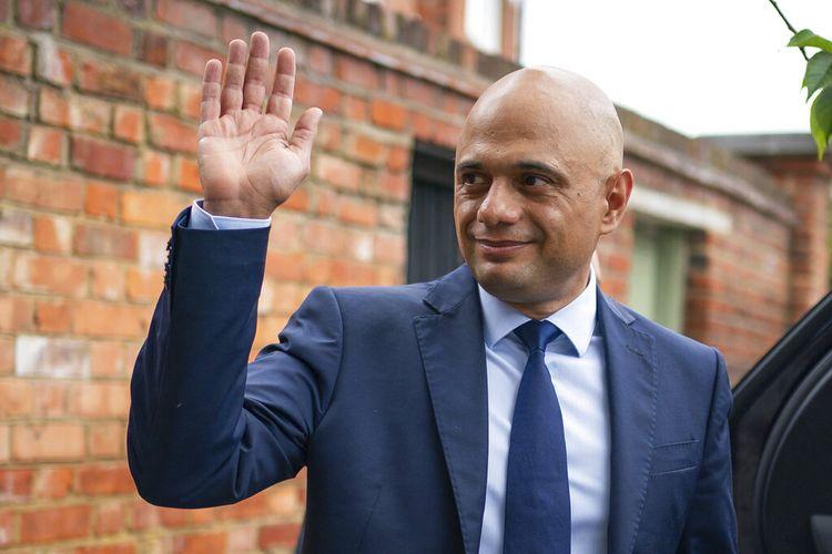 Mantan Menteri Keuangan Inggris Sajid Javid ditunjuk sebagai Menteri Kesehatan Inggris oleh Perdana Menteri Inggris Boris Johnson pada Sabtu (26/6/2021) Javid menggantikan Matt Hancock yang mengundurkan diri.