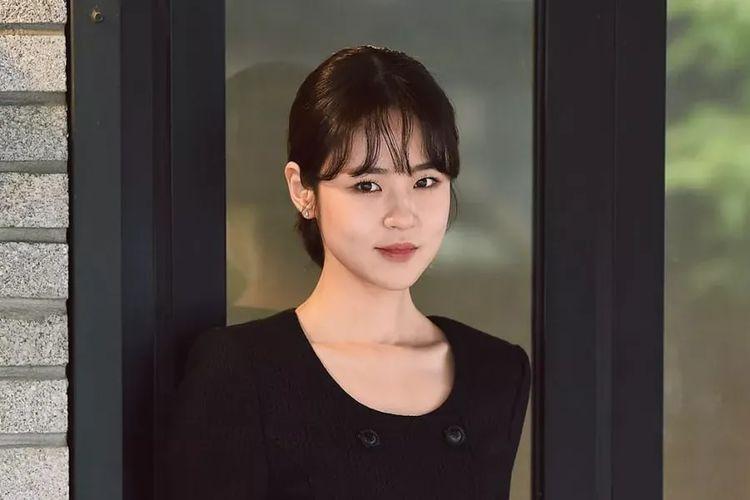 Aktris Shim Eun Woo