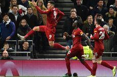 Hasil Liga Inggris - Liverpool Bekuk Tottenham, Leicester Kalah