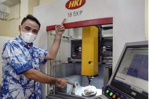 Hasil Karya SMK Warga Surakarta Saingi Produk Impor China