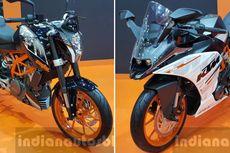Sepeda Motor Sport KTM 250 Cc Melantai Lagi