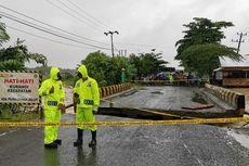 Perbaikan Jembatan Mataraman Kalsel Rampung Besok, Kendaraan Berat Dilarang Melintas