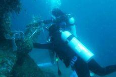Menengok Bangkai Kapal Jepang di Kedalaman Teluk Gorontalo