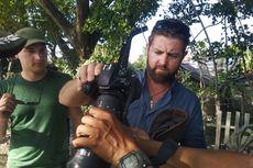 Imbas Corona, Forrest Galante Hentikan Penyelamatan Buaya Berkalung Ban