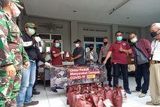 Untar Gelar Aksi Peduli Bersama Polri dan TNI untuk Masyarakat Terdampak PSBB