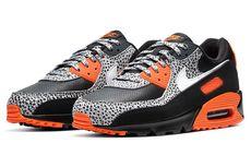 Corak Warna Mencolok Pada Nike Air Max 90 Safari
