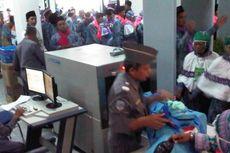 Pesawat Jemaah Calon Haji Medan Diberangkatkan Lagi