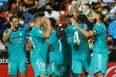 Hasil Liga Spanyol: Benzema Duplikasi Catatan Messi, Real Madrid Akhiri Tren Buruk