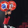 Lifter Muda Indonesia, Windy Cantika Raih Emas pada Kejuaraan Asia Junior 2020