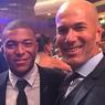 Kylian Mbappe Salah Tingkah Saat Kali Pertama Bertemu Zidane
