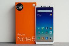 Menjajal Xiaomi Redmi Note 5, Smartphone Dua Kamera Cerdas