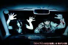 Ada Rumah Hantu Drive-In di Jepang, Berani Coba?