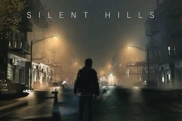 Ilustrasi Silent Hill