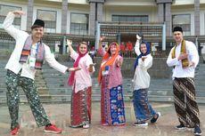 Serunya Atlet Asian Games Foto-foto Pakai Kebaya Encim dan Baju Sadariah Betawi