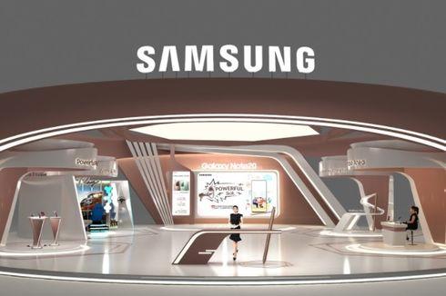 Samsung Indonesia Hadirkan Ruang Pameran Virtual untuk Galaxy Note 20 dkk