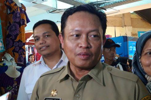 Pedagang Pasar di Jakarta Kena Denda jika Sediakan Kantong Plastik