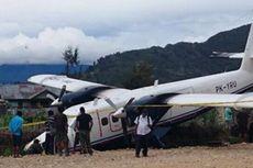 KNKT dan Kemenhub Selidiki Kecelakaan Pesawat Twin Otter Trigana Air
